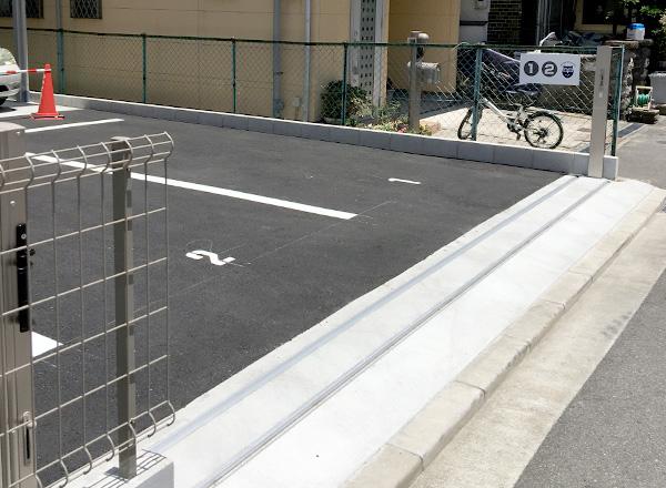 駐車スペース①